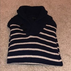 Men's j crew sweater